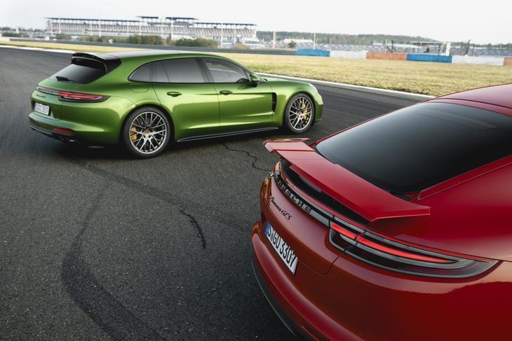 Porsche Panamera con dos nuevas versiones GTS