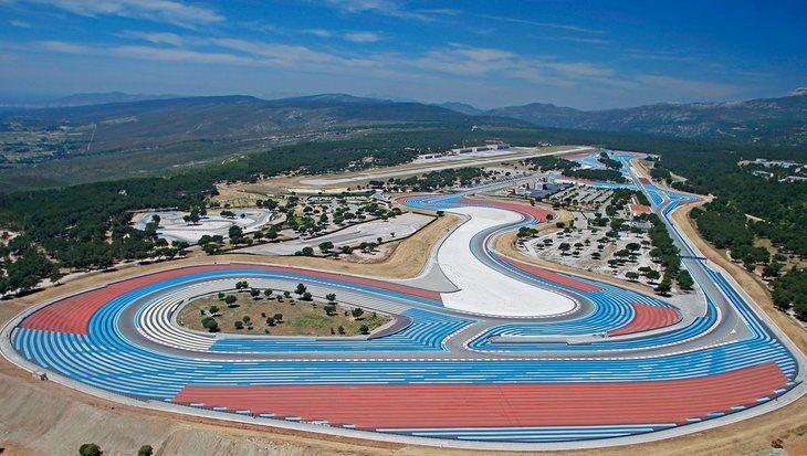 GP de Francia F1 2019: Horarios y neumáticos