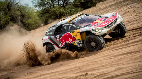 Peterhansel conquista un nuevo Dakar