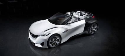 Primeras imágenes y vídeo del Peugeot Fractal