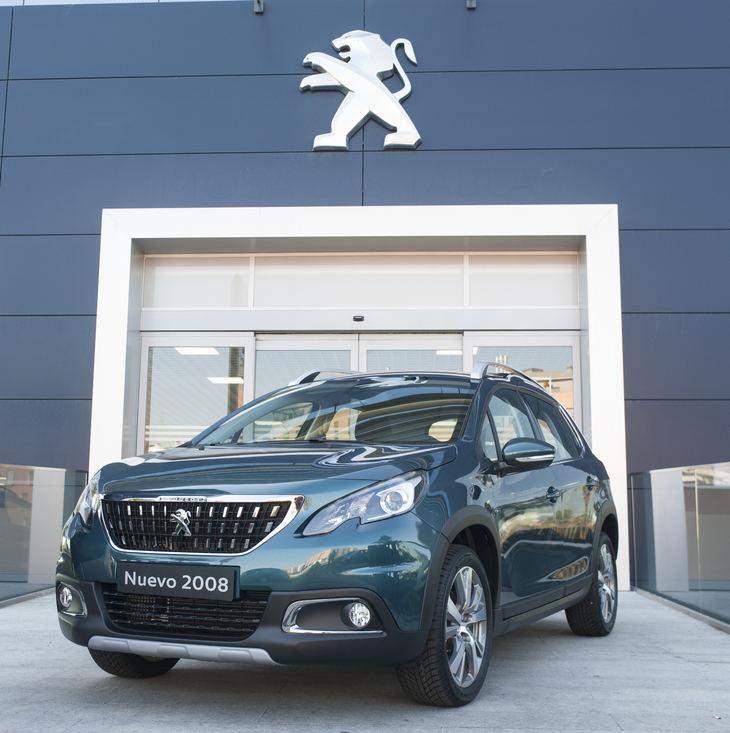 Peugeot presenta el 3008 DKR Maxi