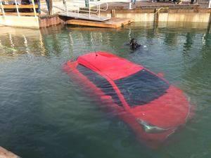 Cuando un GPS te lleva a las profundidades