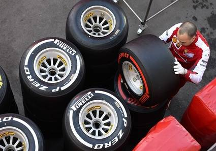 El proveedor único de neumáticos