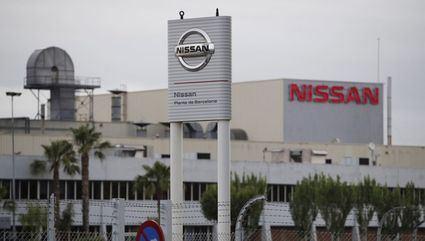 Los Nissan fabricados en Barcelona