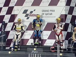 Morbidelli gana su primera carrera en Catar