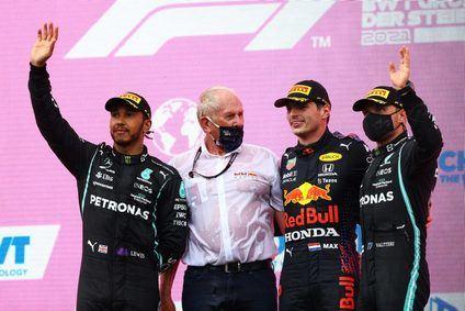 Verstappen logra la victoria en el Gran Premio de Estiria