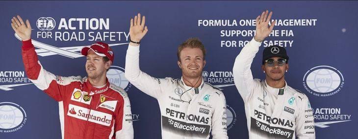 Los Mercedes más superiores todavía
