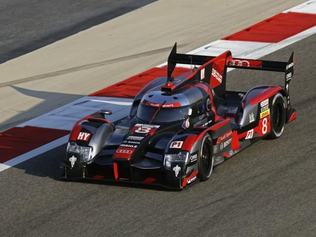 Audi, pole en Baréin en su última carrera