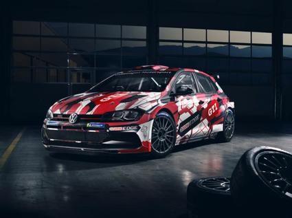 Volkswagen presenta el Polo GTI R5 de rallyes