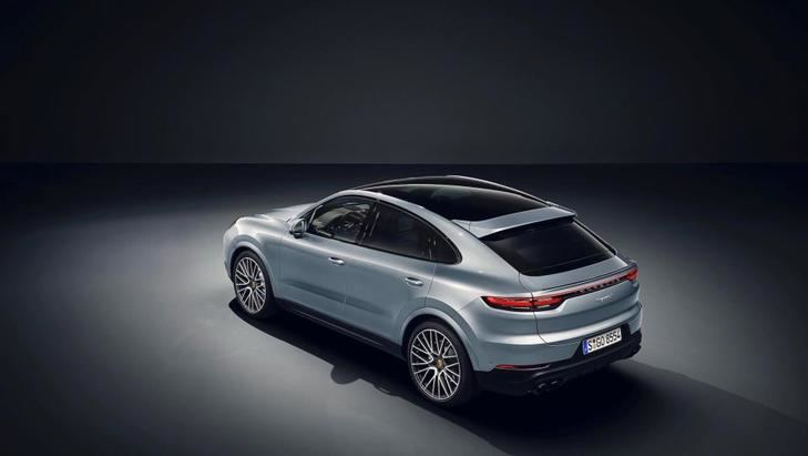Nuevo Porsche Cayenne S Coupé de 440 CV por 115.408 euros