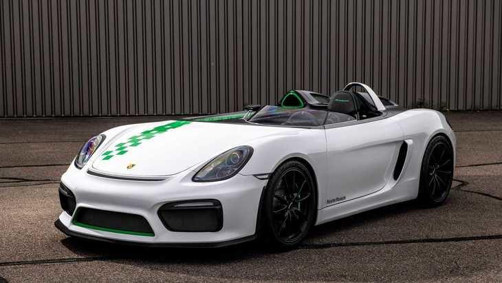 Porsche Bergspyder el coche que nunca se fabricó