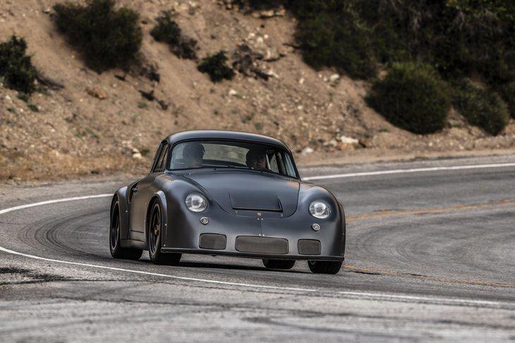 Porsche 356 RSR de 400 CV