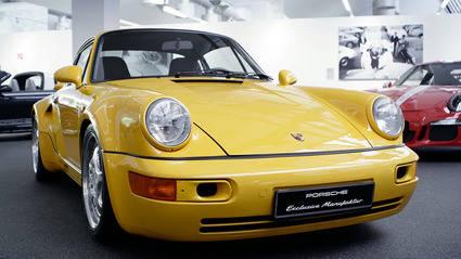 El Top 5 de Porsche Exclusive