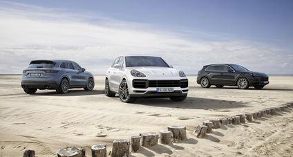 Primera toma de contacto con el Porsche Cayenne 2018