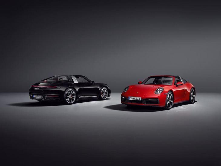 Nuevo Porsche 911 Targa desde 147.608 euros
