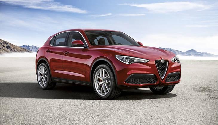 Alfa Romeo Stelvio el primer SUV de la marca italiana