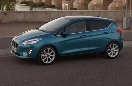 Nuevo Ford Fiesta, desde 15.045 euros