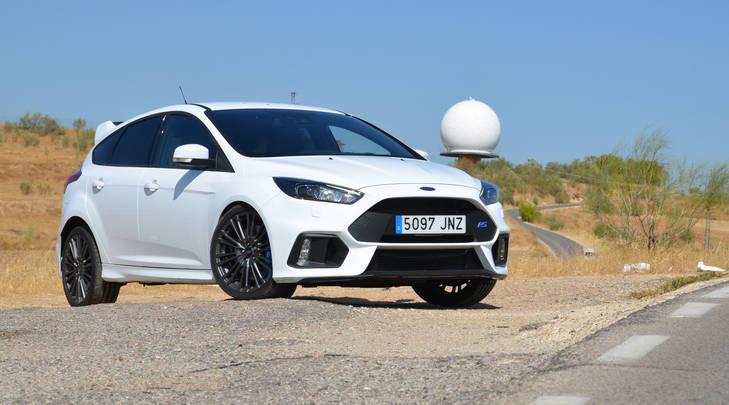 Ford Focus RS, diversión asegurada.