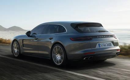 El Porsche Panamera se amplía con el Sport Turismo