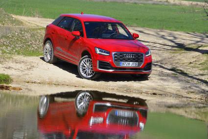 Audi Q2, El