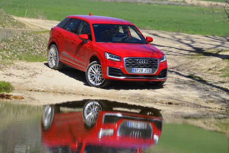 Audi Q2, El 'Mini-SUV' alemán