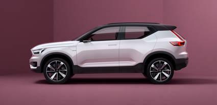 Volvo presenta el futuro de su nueva gama de veh�culos compactos