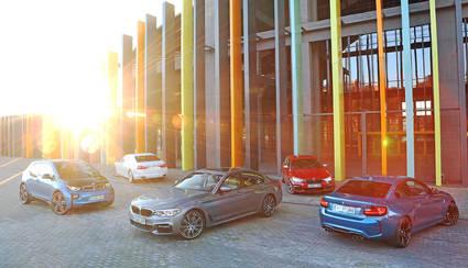 BMW Innovation Days, por primera vez en España