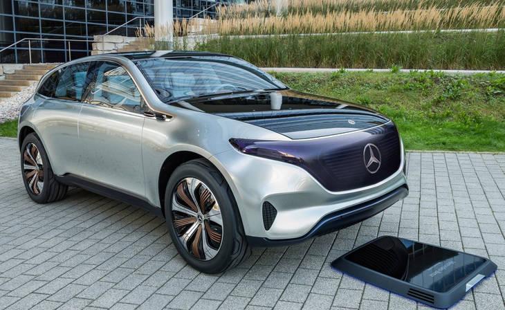 El primer SUV eléctrico deportivo de Mercedes