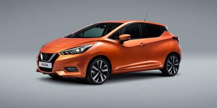 La quinta generaci�n del Nissan Micra ve la luz