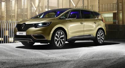 Nuevo Renault Espace: desde 30.950 €