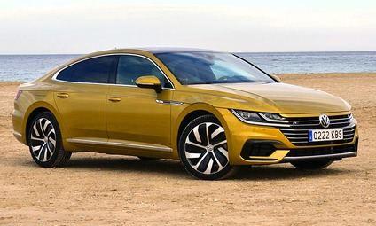 Probamos Volkswagen Arteon, el Sedan Premium con línea deportiva de la firma alemana.