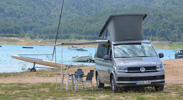 VW California T6, viajar con la casa a cuestas