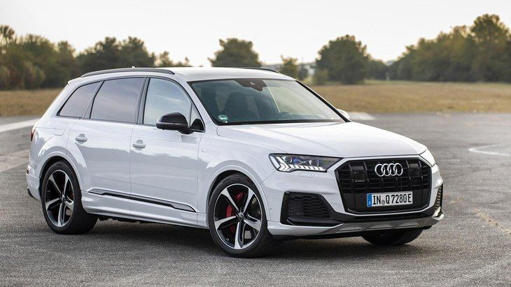 Audi Q7 60 TFSIe quattro desde 89.460 euros