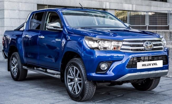 Toyota Hilux 2018 desde 28.195 euros