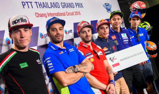Márquez podría asegurar el Titulo Mundial de MotoGP