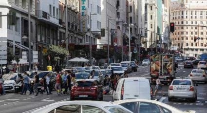 Prohibida la circulación en Madrid Central a partir del 1 de enero