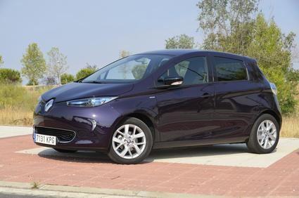 Renault ZOE un eléctrico muy apetecible