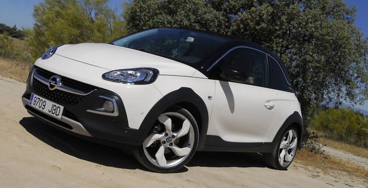 Prueba Opel Adam Rocks