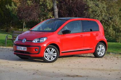 El nuevo Volkswagen UP revoluciona el segmento de los