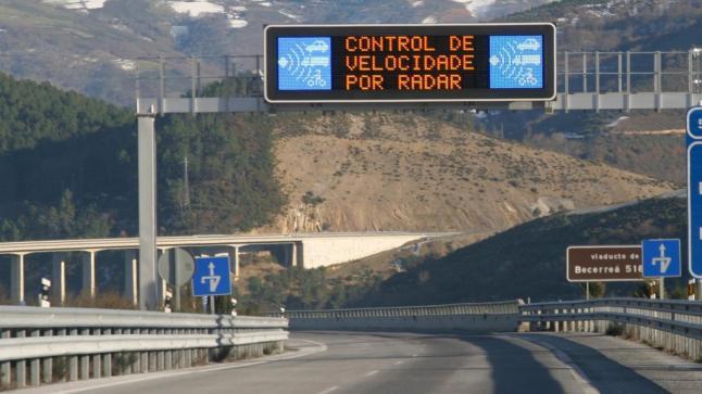 Estos son los 25 radares que más multan en España
