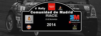 Rally de la Comunidad de Madrid 2014