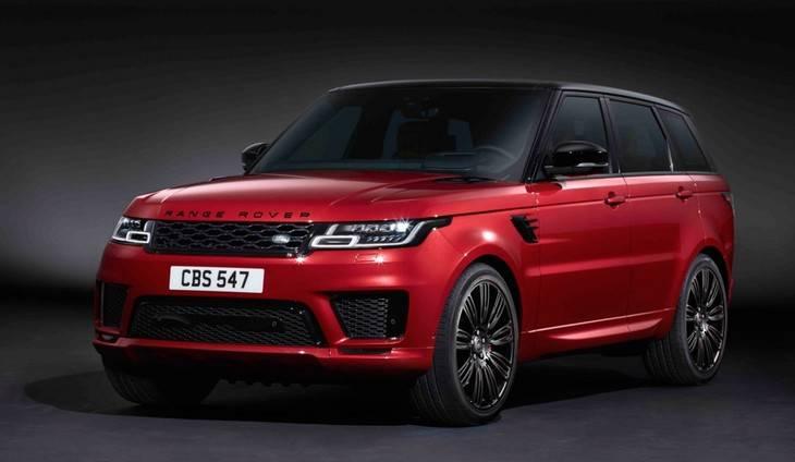 Range Rover Sport 2018, con versiones para todos los gustos