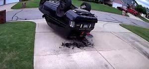Vídeo tutorial de cómo volcar un Range Rover