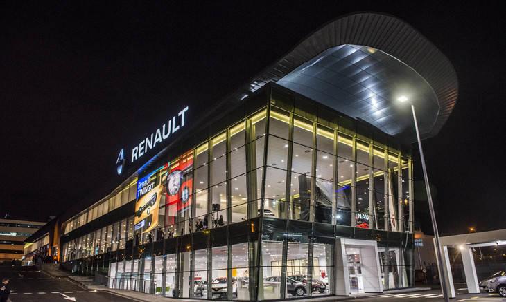 El grupo Renault bate récord