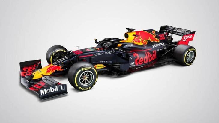 Red Bull presenta el RB16
