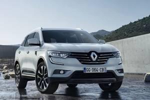 Se filtran las primeras im�genes del Renault Koleos