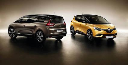 Renault descubre el nuevo Grand Sc�nic