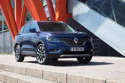 Nuevo Renault Koleos, desde 28.923 euros