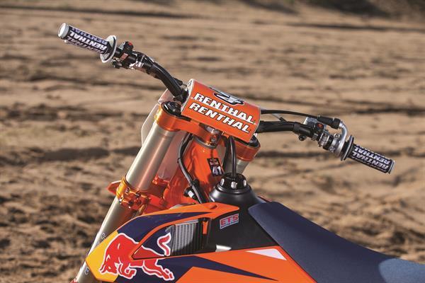 Renthal y KTM mantendrán su estrecha relación en la competición