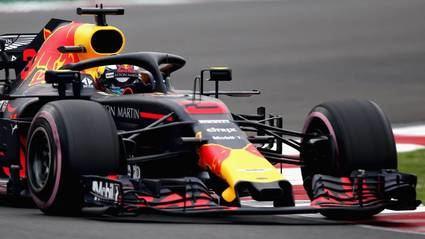 GP de México de F1: Ricciardo sorprende y Verstappen completa el doblete Red Bull